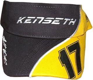 Matt Kenseth #17 Trackside Visor Black/Gold