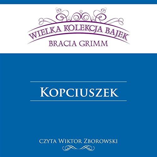 Kopciuszek audiobook cover art