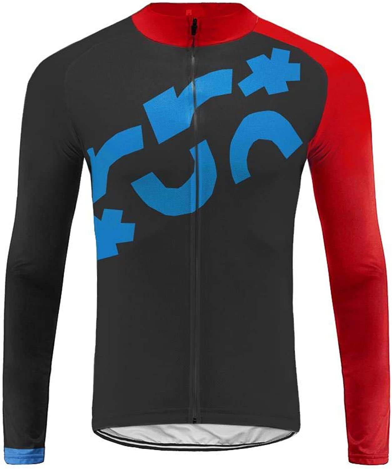 Uglyfrog Outdoor Sports Pro Team Men's Long Sleeve Cycling Jersey and Bib Pants Set for Winter R02