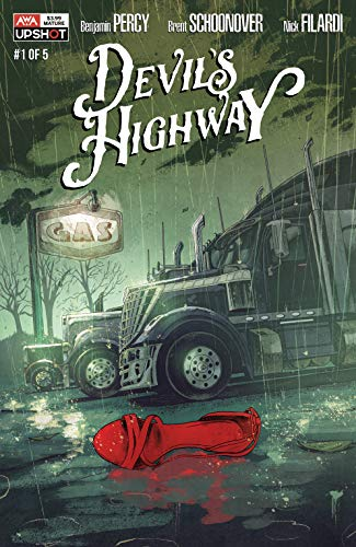 Devil's Highway #1 (of 5) (English Edition)