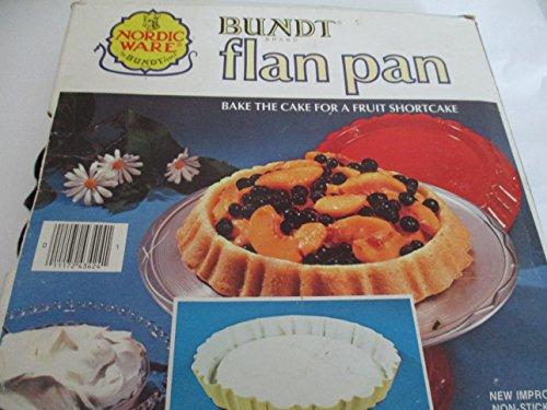 BUNDT Flan Pan Bake the Cake for a Fruit Shortcake