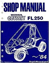 6295004 1977-1984 FL250 Honda Odyssey Service Manual