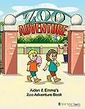 Personalized Children's Zoo Adventure Book...