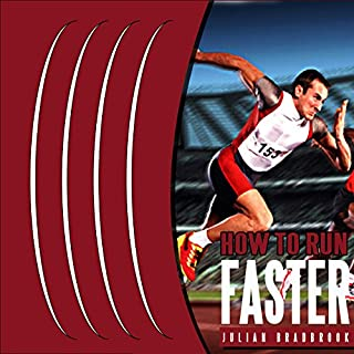 How to Run Faster audiobook cover art