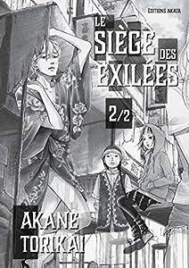 Le Siège des exilées Edition simple Tome 2