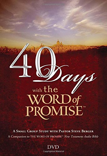 40 Days with the Word of Promise DVD