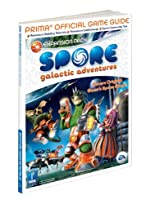 Spore Galactic Adventures - Prima Official Game Guide de David Knight