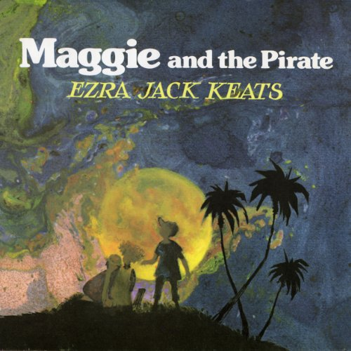 Maggie and the Pirate  audiobook cover art