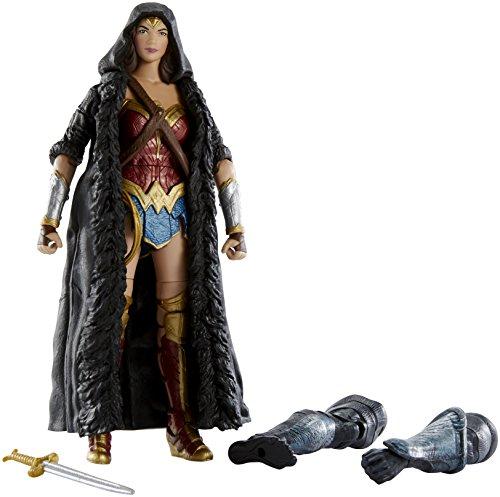Mattel FDF42 DC Multiverse Wonder Woman Movie Collector, 15 cm