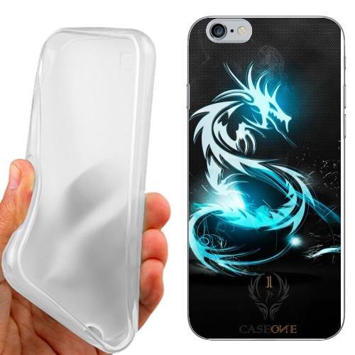 Custodia Cover Case Drago Cinese per iPhone 6 4.7 Pollici