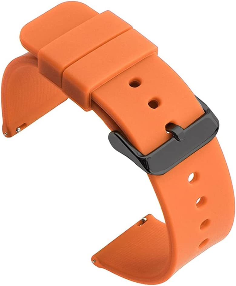 Denver Mall Nostalgie Watch Band 14mm 16mm cheap 22mm 24mm Silicone 18mm 20mm