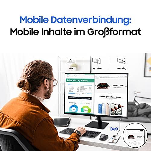 Samsung M7 Smart Monitor 32 Zoll Bildschirm VA mit Lautsprechern UHD Randlos Smart TV Apps