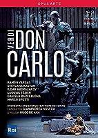 ヴェルディ:歌劇《ドン・カルロ》[DVD,2Discs]