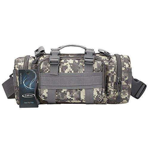 G4Free Deployment Bag Tactical Waist Pack Hand Carry Military Rucksack