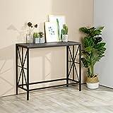 Tavolo consolle in legno per soggiorno, corridoio, per ingresso,...