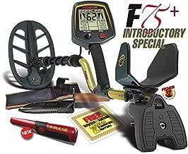 Fisher F75+ Metal Detector Bundle Package