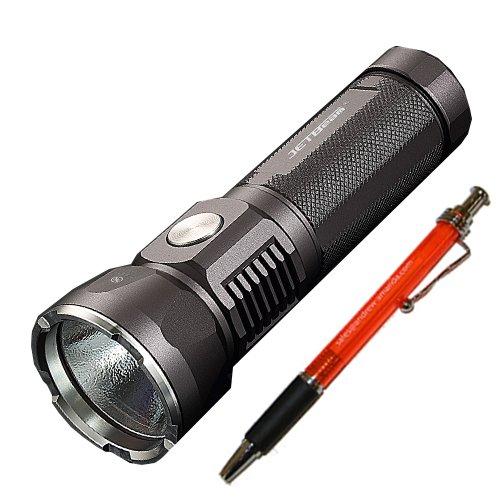 JETBeam T4 Pro CREE XHP50 Linterna LED Recargable - 2580 lú