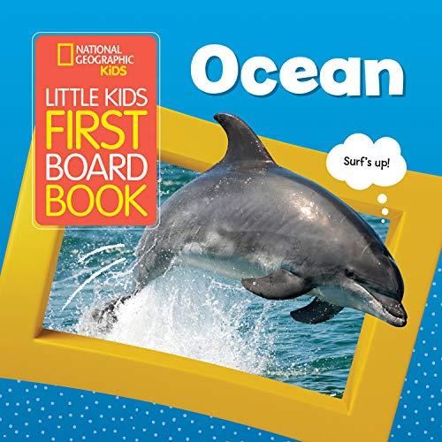 Little Kids First Board Book Ocean (National Geographic Kids)