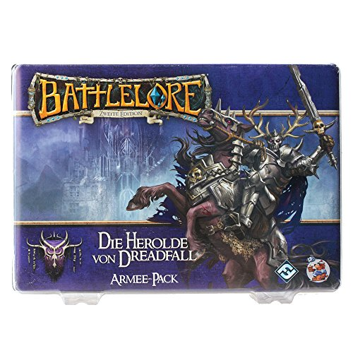 Fantasy Flight Games FFGD0006 Battlelore 2. Ed.: Herolde von Dreadfall