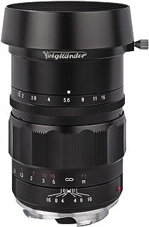Voigtlander Heliar 75mm f/1.8 Lens - Black Chrome