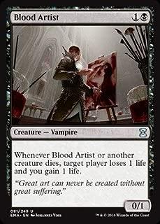 Magic: the Gathering - Blood Artist (081/249) - Eternal Masters