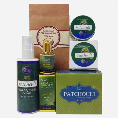 Patchouli Lover's Spa Gift Set