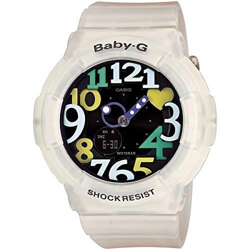 Casio Baby G BGA131-7B4 Matte White Women's Watch - http://coolthings.us