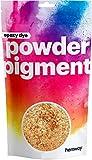 Hemway polvere pigmentata colorata, magnifici pigmenti metallici con tinta ultra scintillante per resina epossidica, vernice in poliuretano., arancione