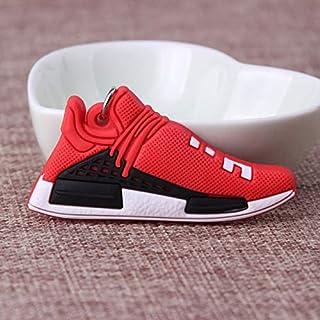 2ff663344ab Mct12 - New Mini Silicone PHARRELL Keychain Bag Charm Woman Key Ring Gifts  Sneaker Accessories Jordan