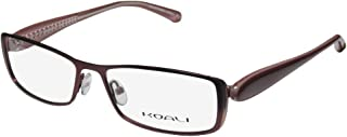 Koali By Morel 7185k Womens/Ladies Designer Full-rim Beautiful Genuine Plastic Arms Eyeglasses/Eye Glasses