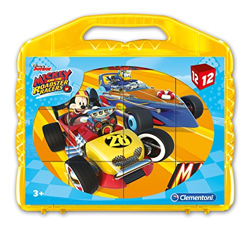 Clementoni 41183 Mickey and The Roadster Racers – Baby