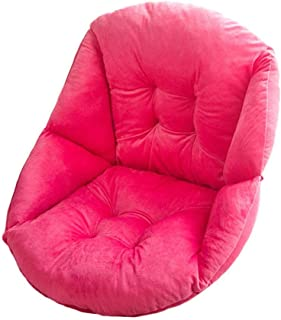 WEIZI Cojín de Asiento Cojín de sofá de Felpa Suave Soporte Trasero Cojines de sillón Cojín Elevador Alfombrilla de algodón Grueso Cojín de Asiento de Coche Cojín Acolchado de Silla Cojines de asi