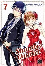 Shinobi Quartet T07 de Tohru Himuka