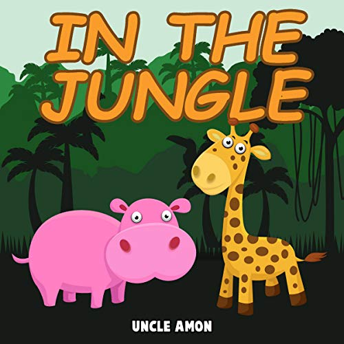 In the Jungle audiobook cover art