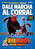 Free Birds (Vaya Pavos) [DVD]