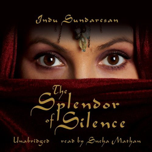 The Splendor of Silence audiobook cover art