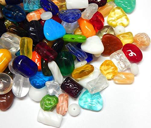 Preciosa - Cuentas de cristal Boehmisches para bisutería, 100 g
