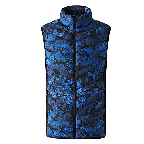 Weier Ben vest, wasbaar vest, warme kleding voor outdoor-activiteiten, jacht, motorfiets 4XL random color