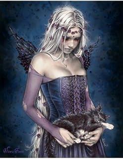 Frances Victoria-Angel Of Death-Póster, 40 x 50 Cm-Póster