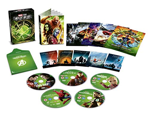 Marvel Phase 3 Part 1 Box set [UK Import]