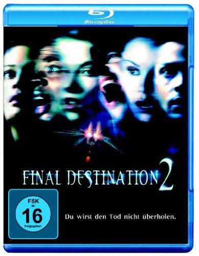 Final Destination 2 [Blu-ray]
