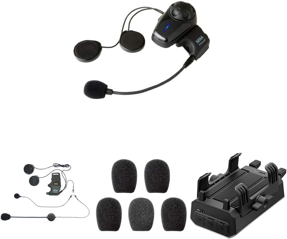 Sena SMH5-MC-01 SMH5 Multicom Bluetooth-Schnellklemmeinheit + Se Super beauty product restock Super special price quality top