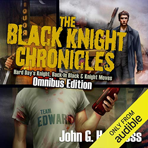 The Black Knight Chronicles: Omnibus Edition  By  cover art
