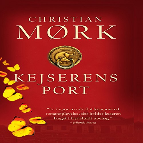 Kejserens port                   By:                                                                                                                                 Christian Mørk                               Narrated by:                                                                                                                                 Jette Sievertsen                      Length: 10 hrs and 1 min     1 rating     Overall 3.0