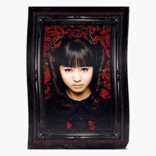 Generic Moa Babymetal Cute Yui Su Metal Home Decor Wall Art Print Poster !! Home Decor Wandkunst drucken Poster !