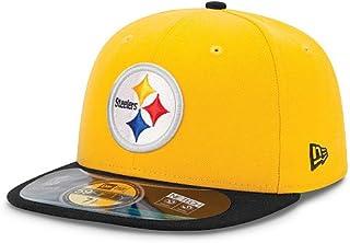 1bf81bf92 A NEW ERA ERA Era Pittsburgh Steelers 59 Fifty Fitted Sideline NFL Gorra  Classic