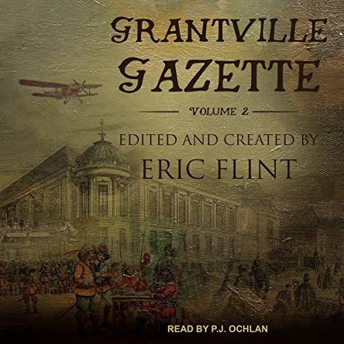 Grantville Gazette, Volume II  By  cover art