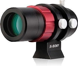 SVBONY SV165 ガイドスコープ 望遠鏡ファインダー ミニ 30mm F4ファインダースコープ SV305 Pro オリオン自動ガイドカメラ用