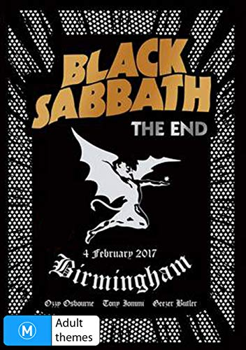 The End [3CD/DVD/Blu-Ray][Deluxe Edition]