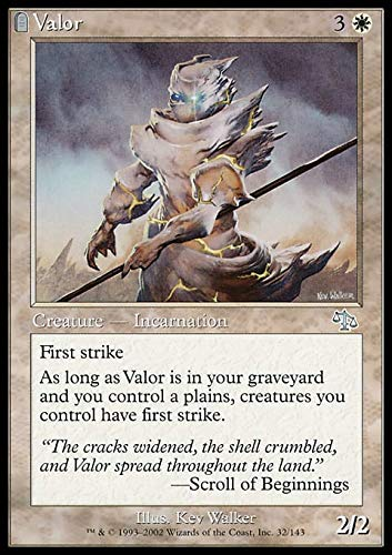 Magic: the Gathering - Valor - Judgment